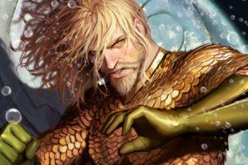 Aquaman #25 Cover - DC Comics