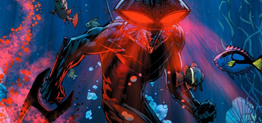 Black Manta - DC Comics