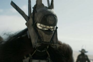 Enfys Nest in Solo: A Star Wars Story - Lucasfilm and Disney