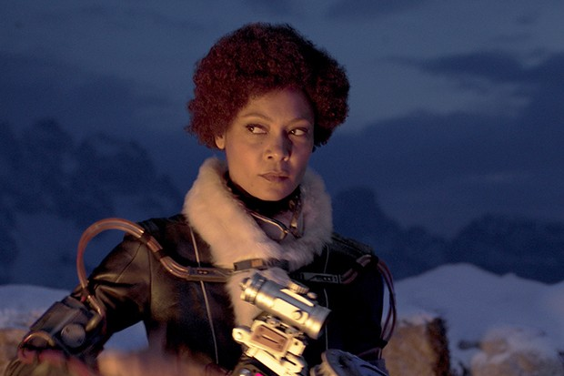 Thandie Newton as Val in Solo: A Star Wars Story - Lucasfilm and Disney
