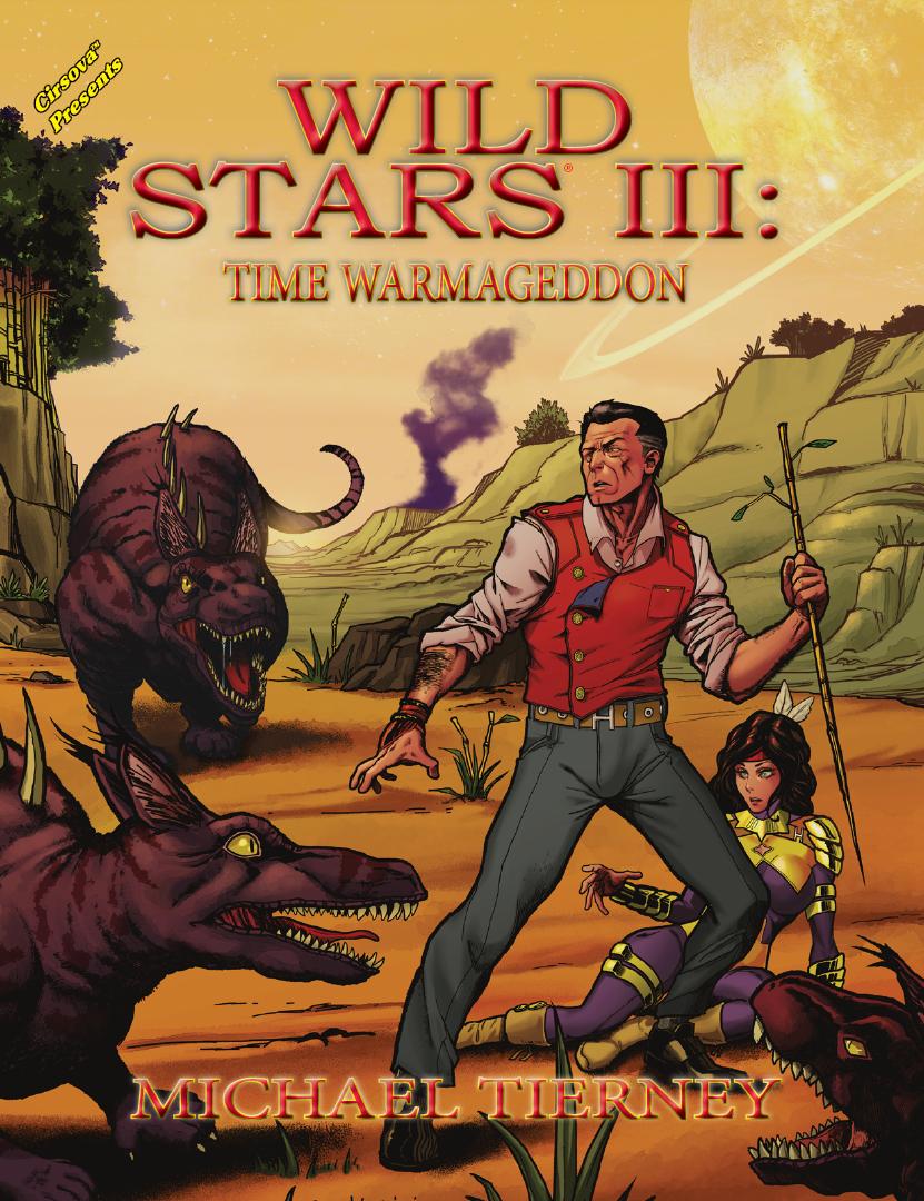 Wild Stars III: Time Warmageddon
