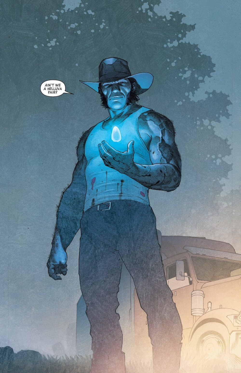 Wolverine Space Stone
