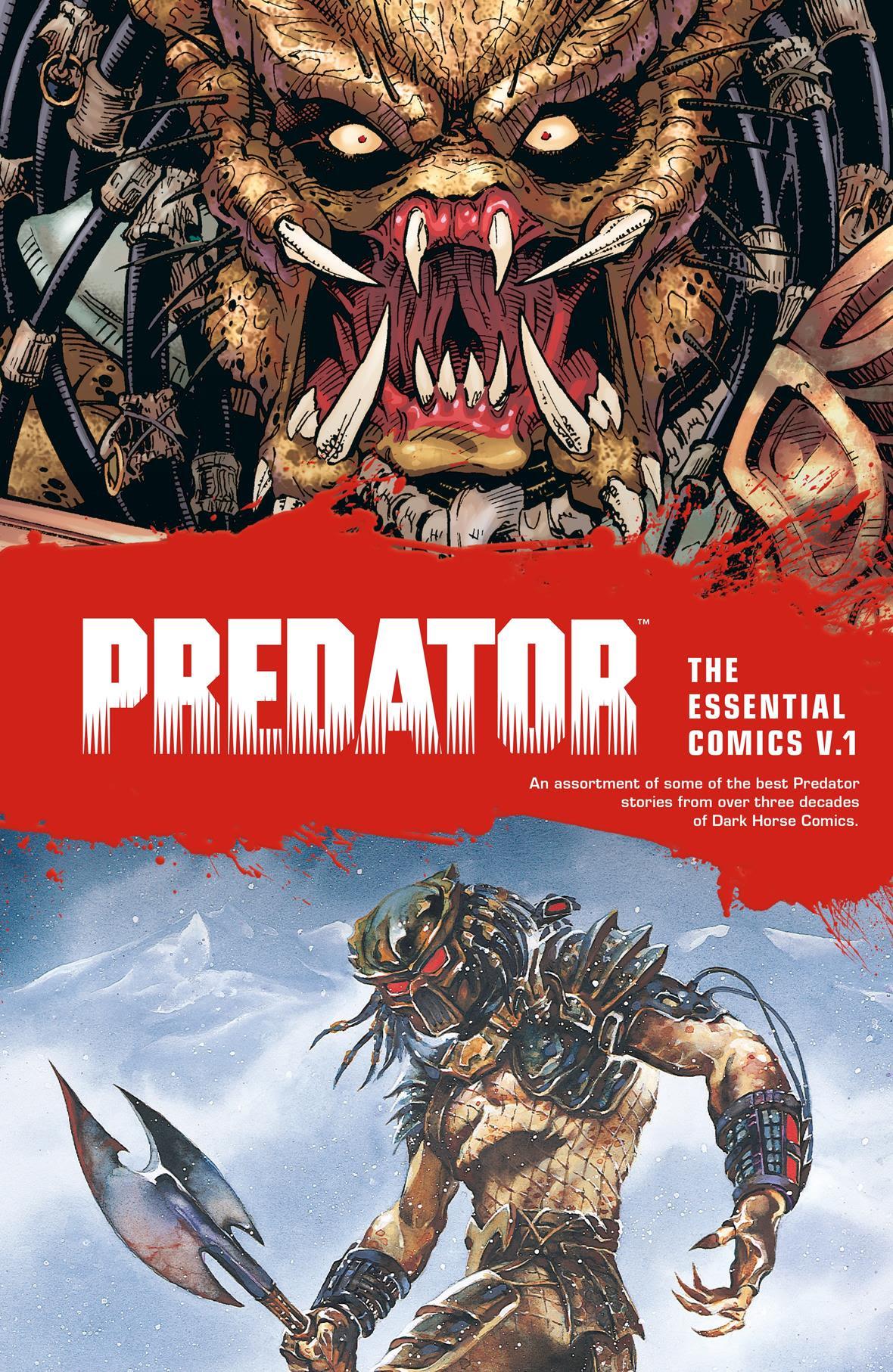 Predator: The Essential Comics Volume 1 TPB