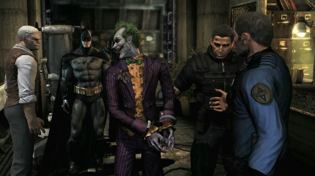 Batman: Arkham Asylum - Rocksteady and Warner Bros.