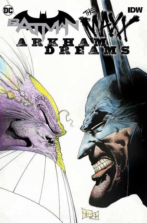 Batman/The Maxx