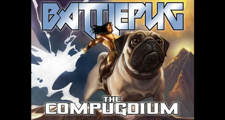 Battlepug: Compugdium
