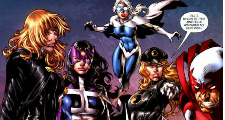 Rumor Another Dc Heroine To Appear In Harley Quinn Centric Birds Of Prey Film Bounding Into Comics