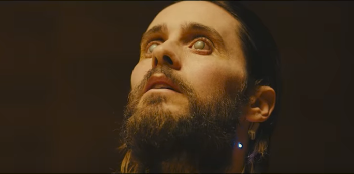 "Jared Leto in ""Blade Runner 2049"" - Warner Bros."
