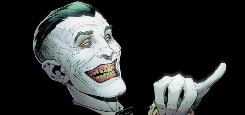 Joker - Art by Greg Capullo - DC Comics