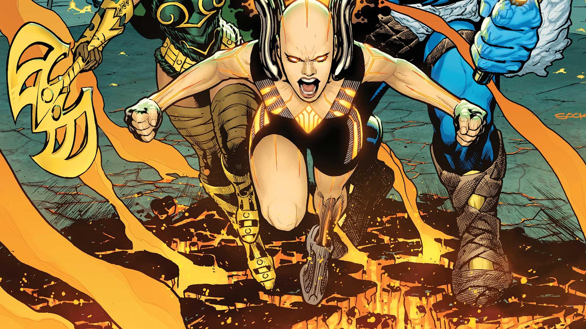 The Unexpected #1 - DC Comics