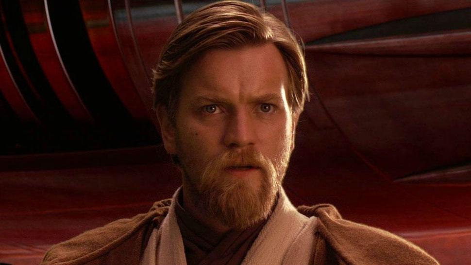 Ewan McGregor as Obi-Wan Kenobi - Lucasfilm