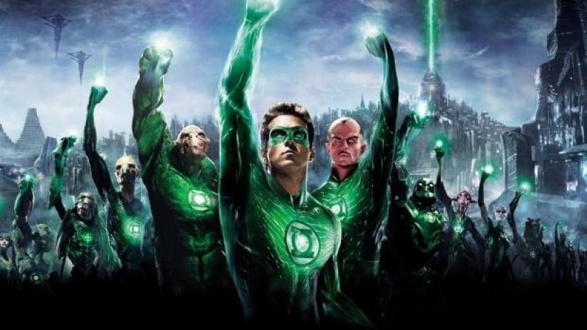 Green Lantern (2011) - Warner Bros.