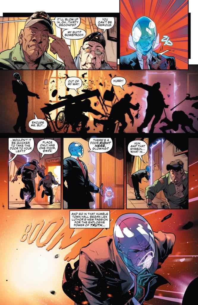 Justice League #2 Preview Page - Art by Jorge Jimenez - DC Comics