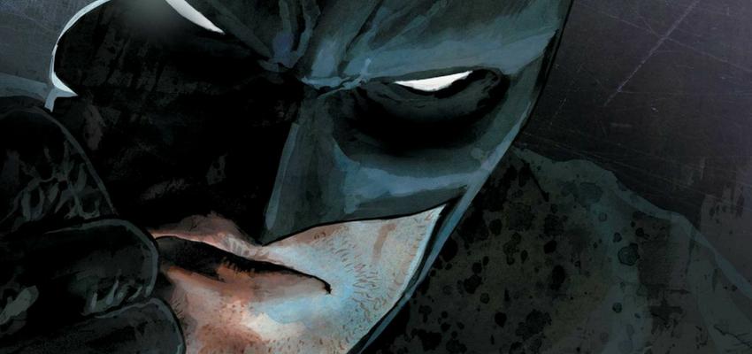 Batman by Mikel Janin - DC Comics