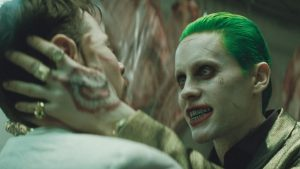"Jared Leto as ""The Joker"" in Suicide Squad - Warner Bros."