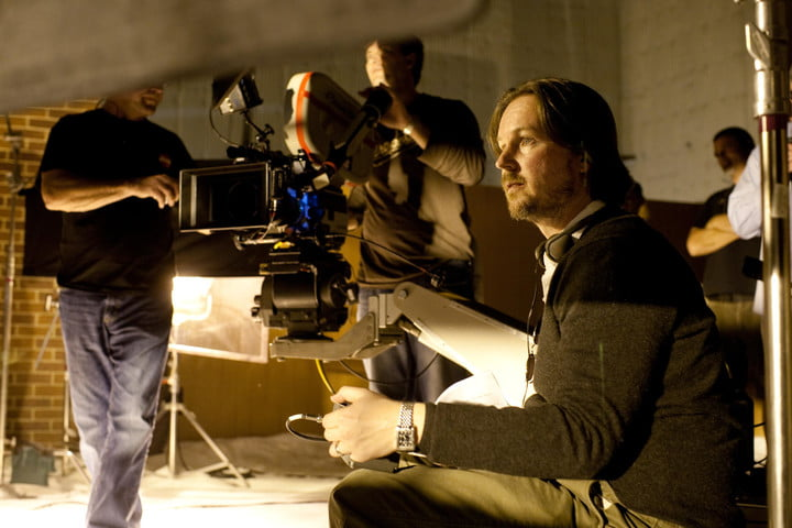 "Matt Reeves during ""Dawn of the Planet of the Apes"" - Warner Bros."