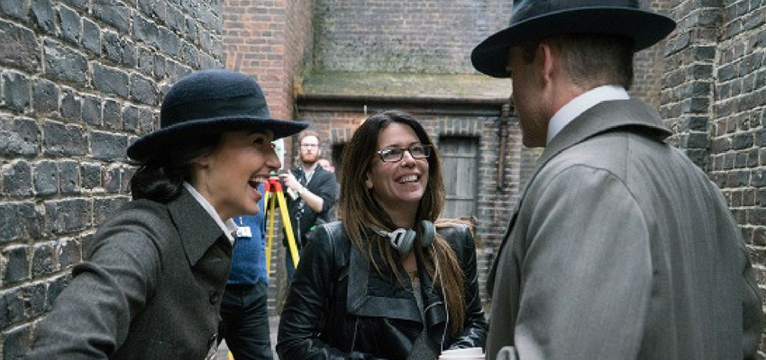 Patty Jenkins, Gal Gadot and Chris Pine - Warner Bros.