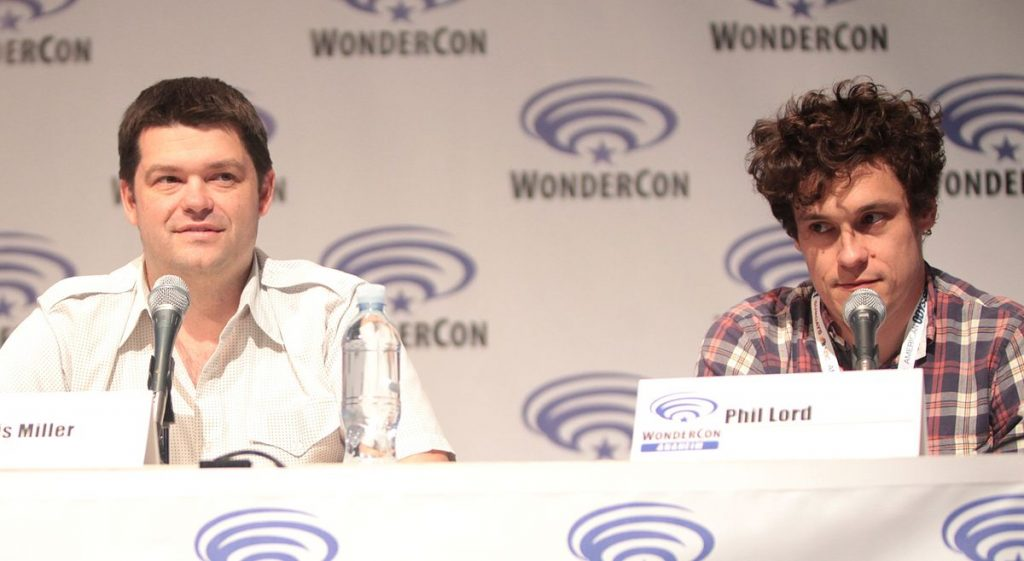 Phil Lord and Chris Miller - WonderCon