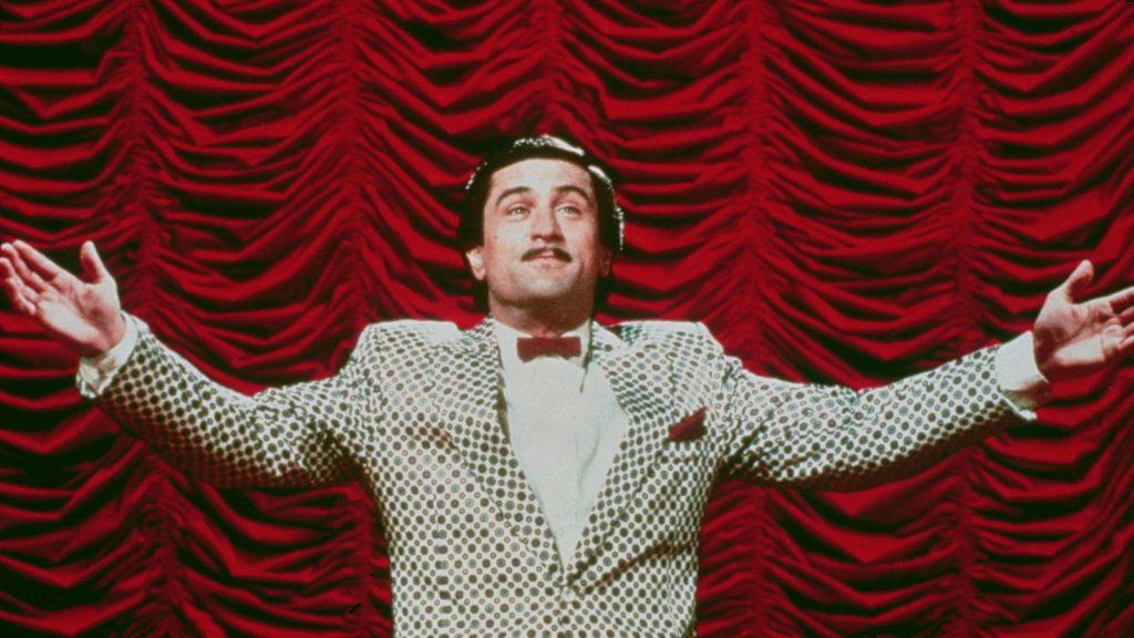 """Robert De Niro in """"The King of Comedy"""""""