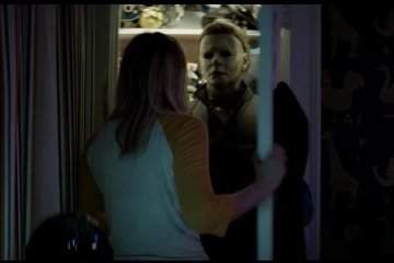 Halloween trailer explained