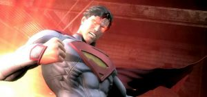 Superman in Injustice: Gods Among Us - Warner Bros. Games