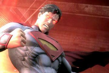 Superman in Injustice: Gods Among Us - Warner Bros. Games