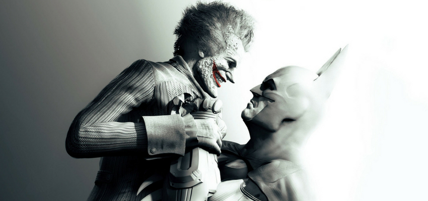 best batman vs joker