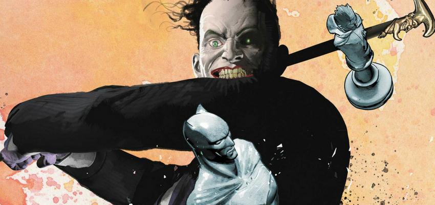Batman #48 - Art by Mikel Janin - DC Comics