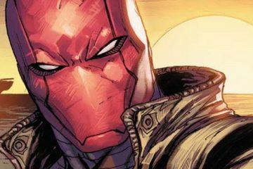 Red Hood - Art by Tyler Kirkham - DC Comics