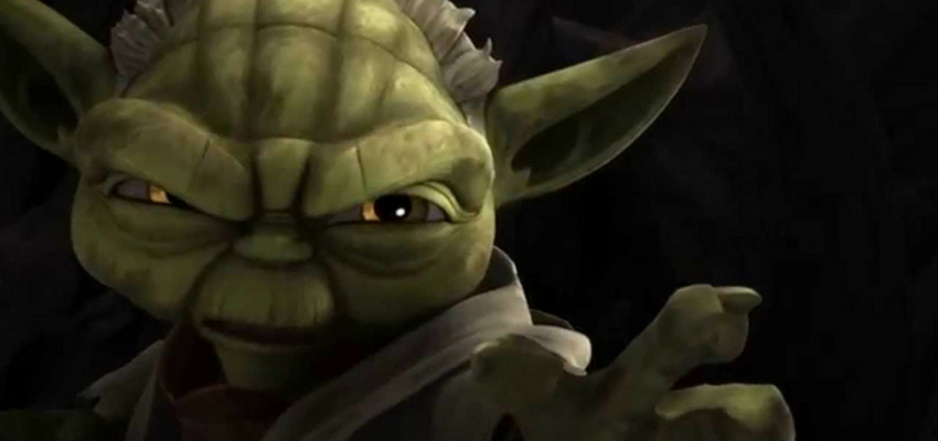 "Yoda in ""Star Wars: Clone Wars"" - Lucasfilm"