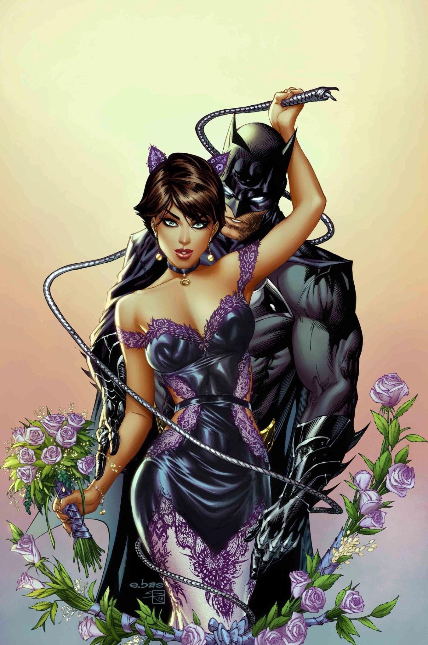 "Legacy Comics Eric ""EBAS"" Bsaldua Batman #50 Variant Cover"