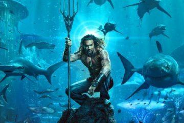 """""""Aquaman"""" Poster - Warner Bros."""