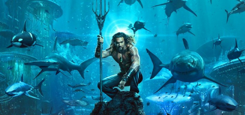 """Aquaman"" Poster - Warner Bros."