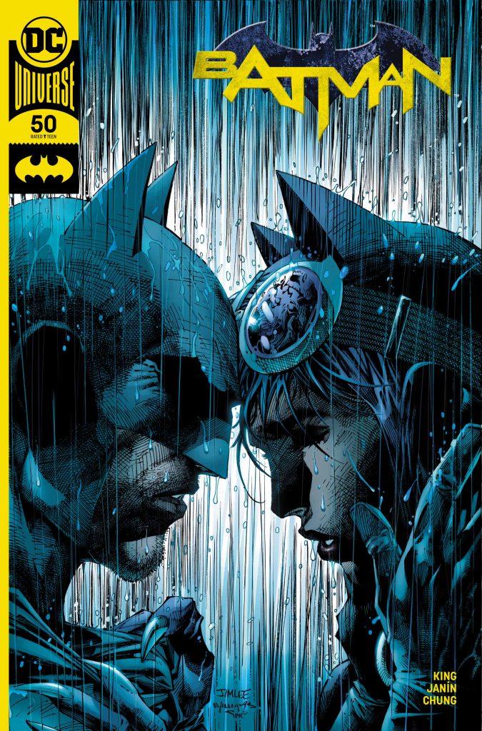 Batman #50 Variant - DC Comics