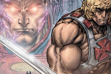 Injustice vs. Masters of the Universe #1 - DC Comics