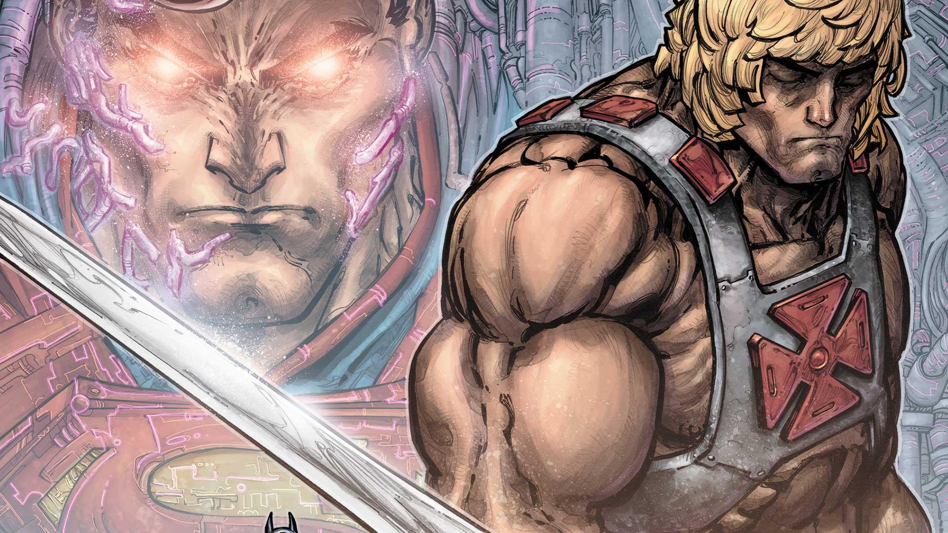 Injustice vs. Masters of the Universe #1 - DC Comics