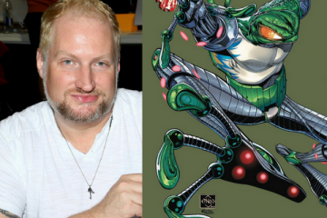 Ethan Van Sciver and Cyberfrog