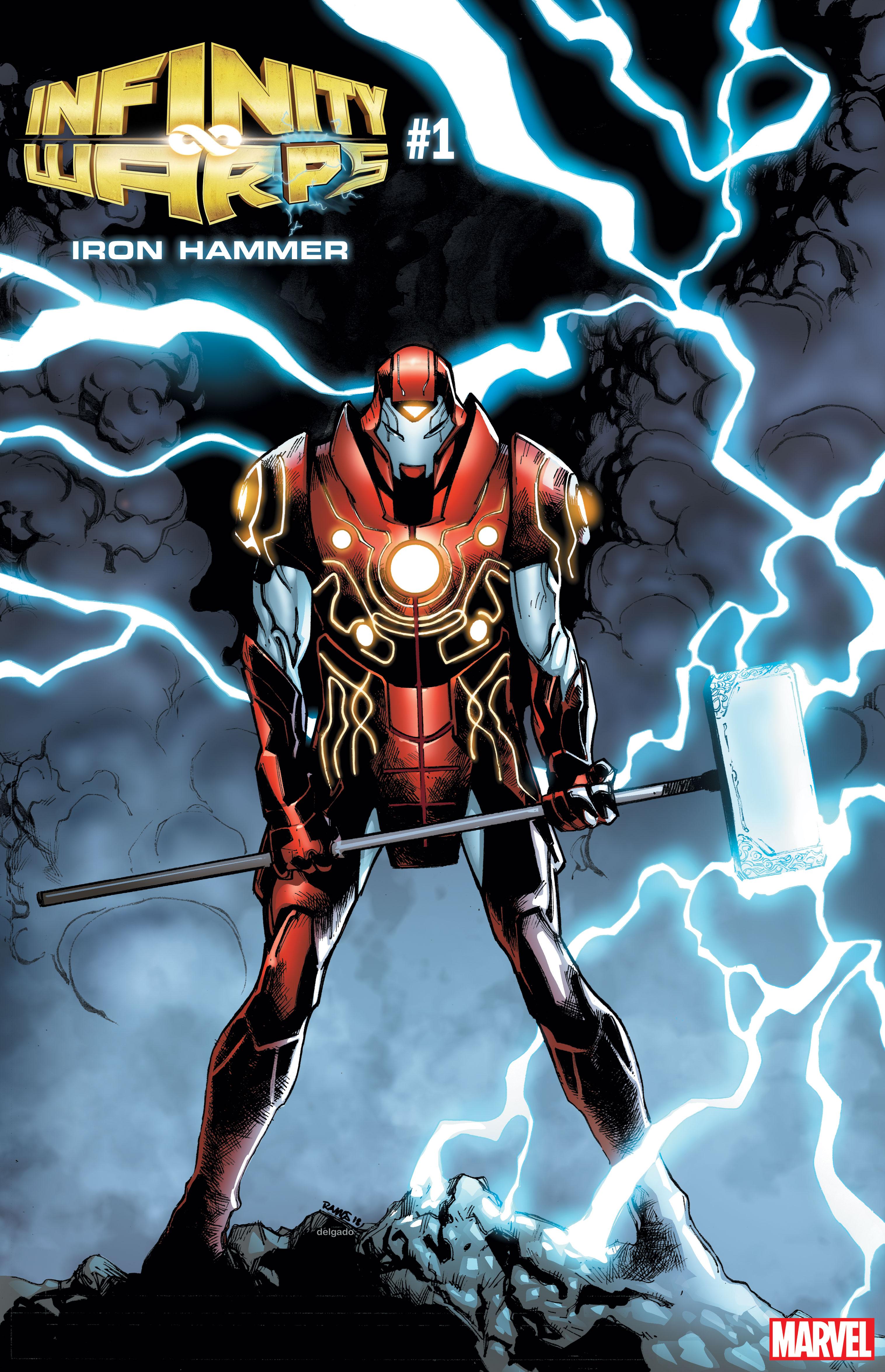 Infinity War: Iron Hammer