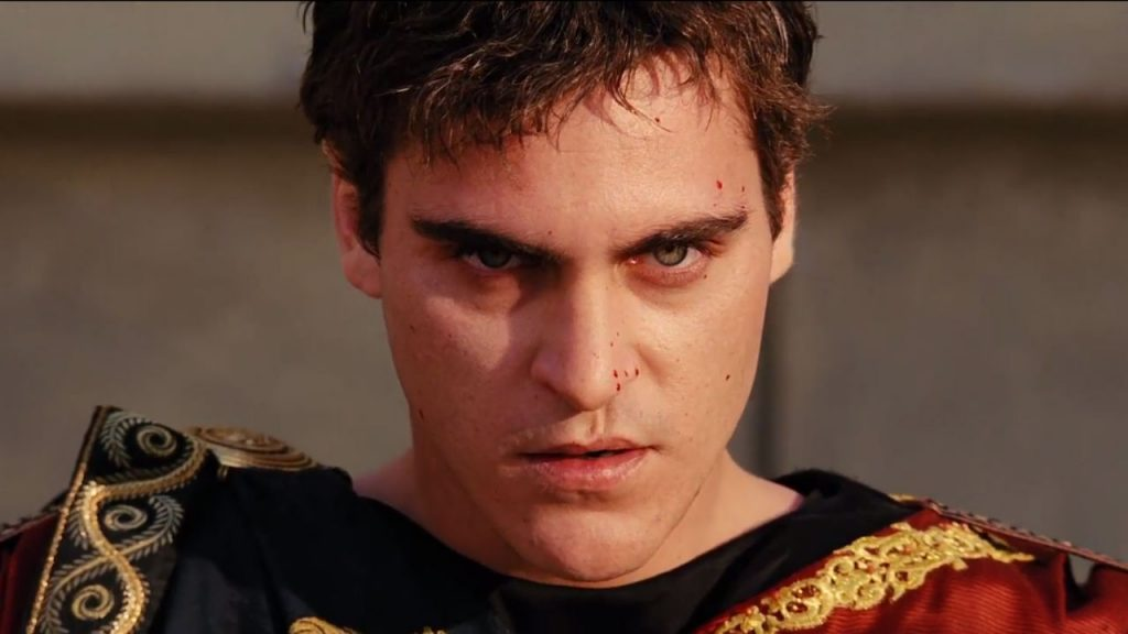 "Joaquin Phoenix in ""Gladiator"" - Warner Bros."