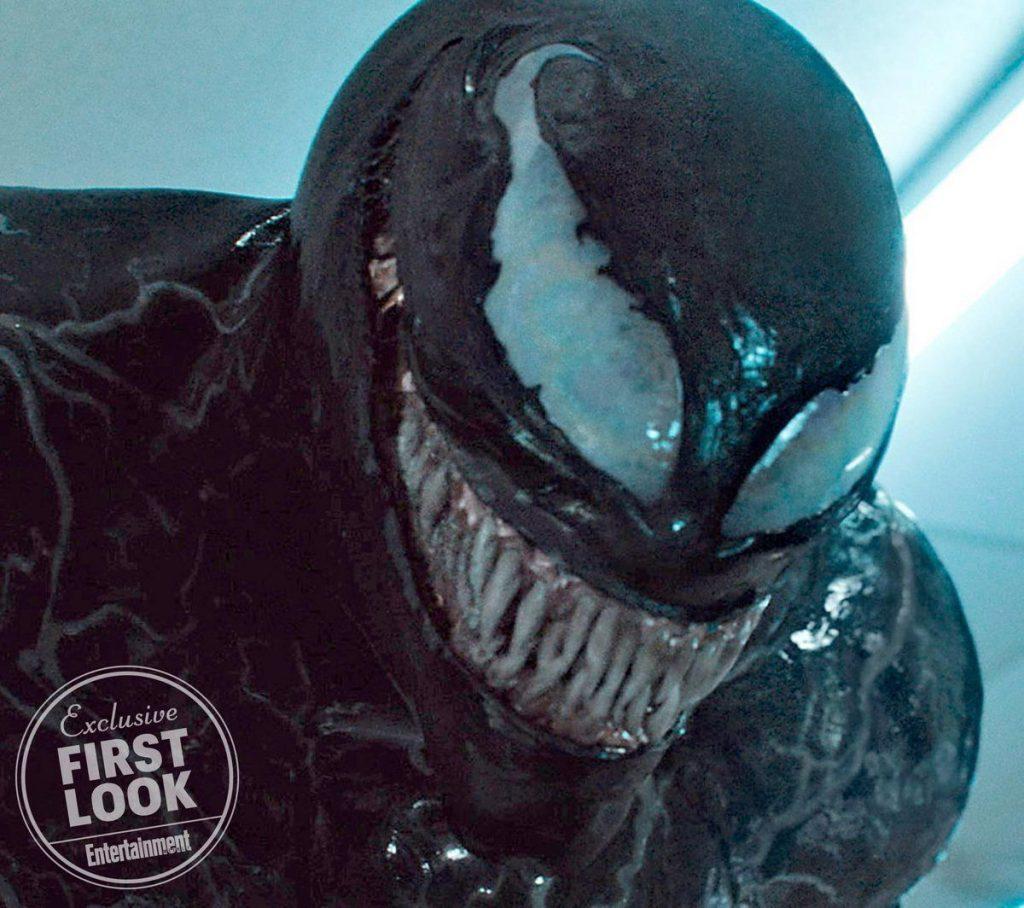 """Venom"" via Entertainment Weekly - Sony Pictures"