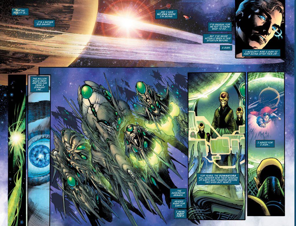 Superman #1 Preview Page - DC Comics
