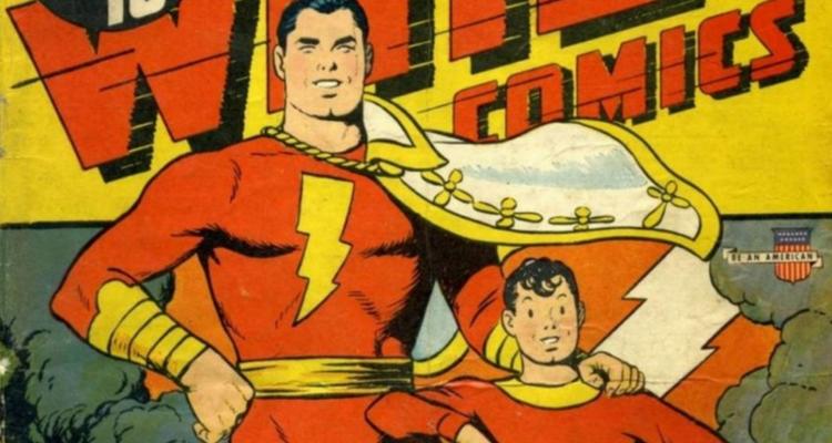 Shazam and Billy Batson