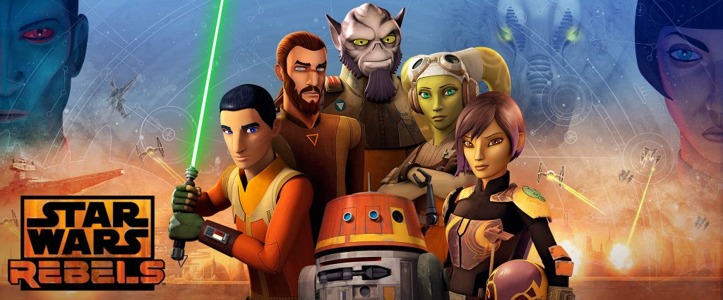 Star Wars: Rebels - Disney and Lucasfilm