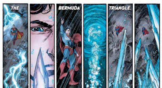 Superman Art by Ivan Reis - DC Comics