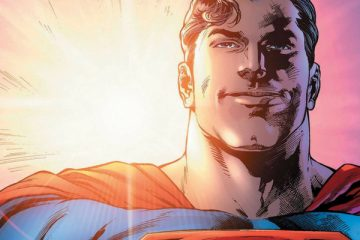 Superman #1 Art by Ivan Reis - DC Comics