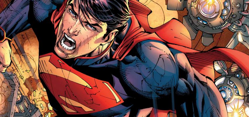 Superman by Jim Lee - DC Comics
