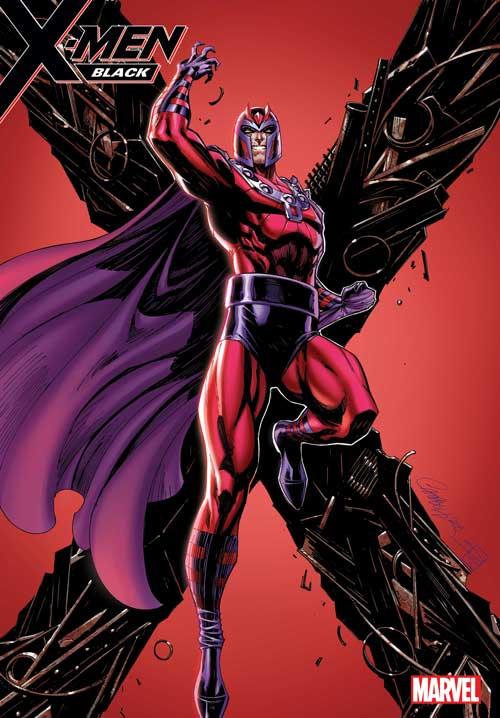 X-Men Black Mangeto