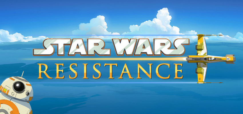 Star Wars: Resistance - Disney and Lucasfilm
