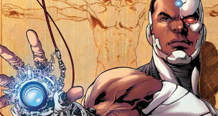 Cyborg by Ivan Reis - DC Comics
