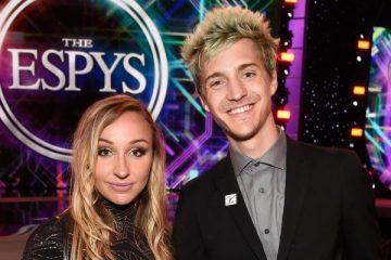Tyler Blevins and Jessica Blevins